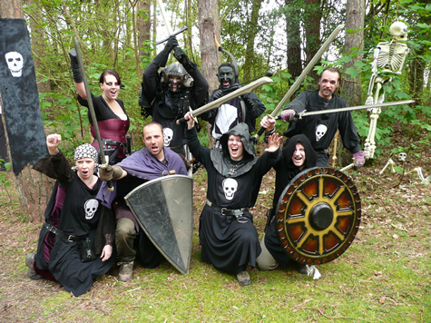 Oxford English Dictionary Adds Larping To Its Lexicon