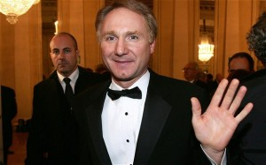 Author Dan Brown Photo: EPA