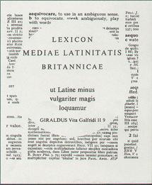 Medieval-Latin-Dictionary