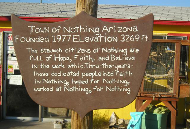 nothingarizona