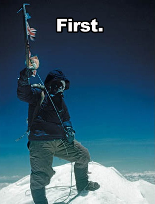 Tenzing Norgay On Everest's Summit_internet_speak